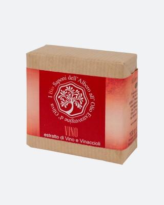 Bio sapone al Vino - 100 gr