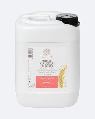 Olio di Crusca di Riso - 5 lt