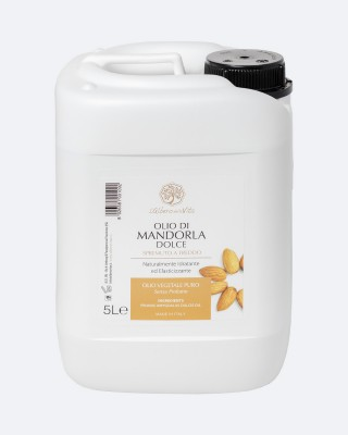 Olio di Mandorle Dolci - 5 lt